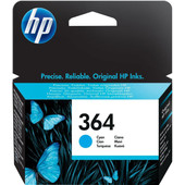HP 364 Cartridge Cyaan (CB318EE)