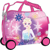 Frozen Rolling Suitcase