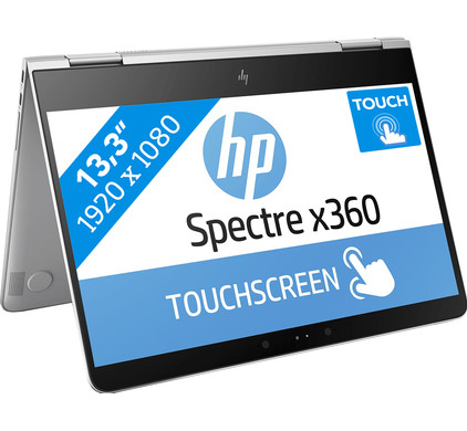 HP Spectre 13-w012nb x360 Azerty