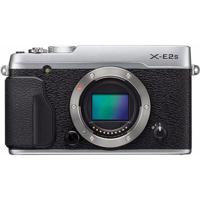 Image of Fuji Finepix X-E2S Body Silver