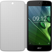 Acer Liquid Zest 3G Flip Cover Wit