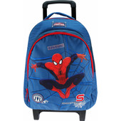 Spiderman Ultimate Trolley/Rugzak