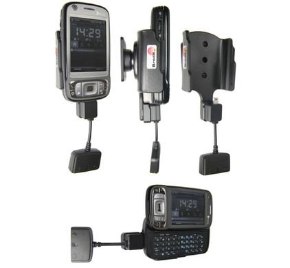 Brodit Holder HTC TyTN II with 3-in-1 Adapter