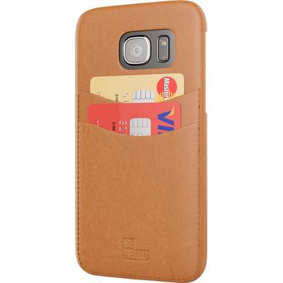 Image of BeHello Backcase Samsung Galaxy S7 Bruin
