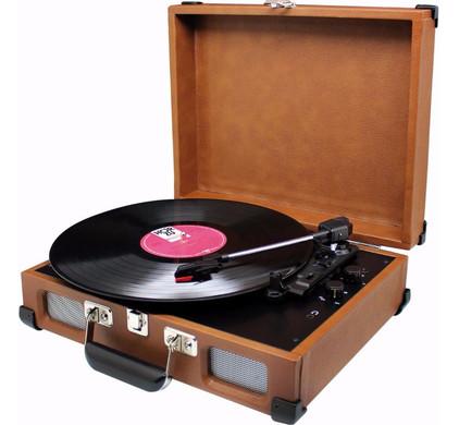 Soundmaster PL580 Bruin