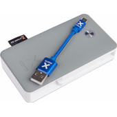 Xtorm Travel Powerbank 6.700 mAh Wit/Grijs