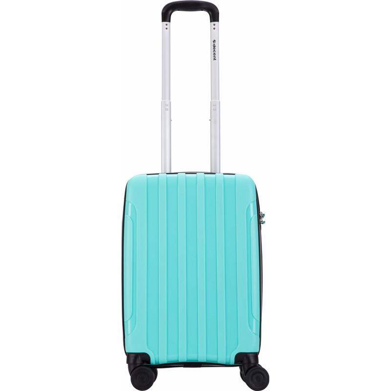 Decent X-Motion Handbagage Koffer 55 Light Green
