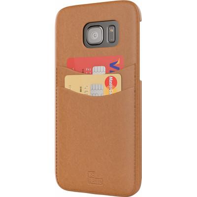 Image of BeHello Backcase samsung Galaxy S7 Edge Bruin