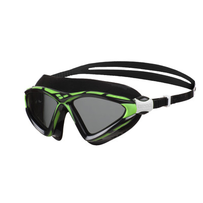 Image of Arena X-Sight 2 Black/Light-Smoke/Lime