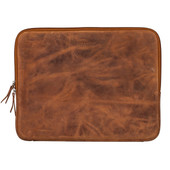 Burkely Stacey Star Laptop Sleeve - Cognac