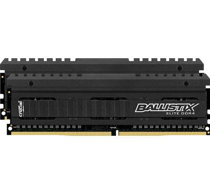 Crucial Ballistix Elite 8 GB DIMM DDR4-3200 2 x 4 GB