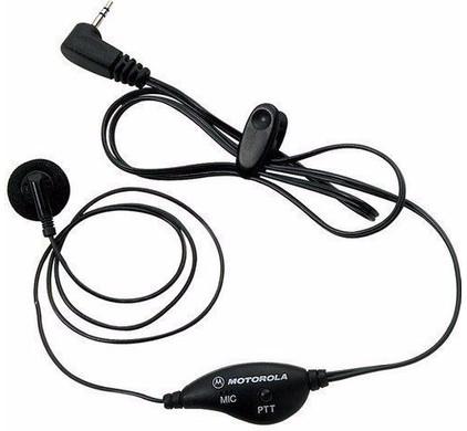 Motorola Earbud Headset