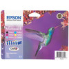 Epson T0807 6 Color Multipack - 1