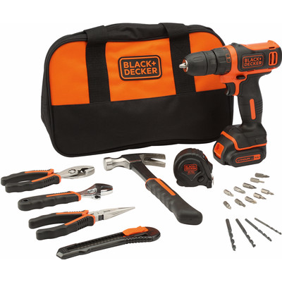 Image of Black & Decker BDCDD12HTSA-QW