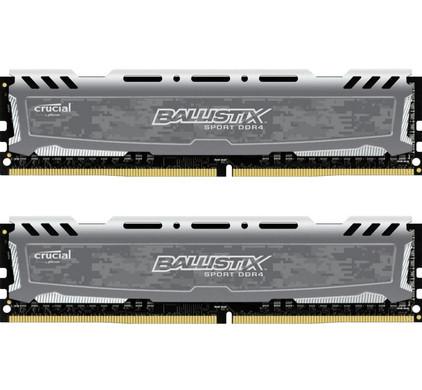 Crucial Ballistix Sport LT 32 GB DIMM DDR4-2400 2 x 16 GB