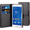 BeHello Wallet Sony Xperia Z3 Compact Book Case Zwart