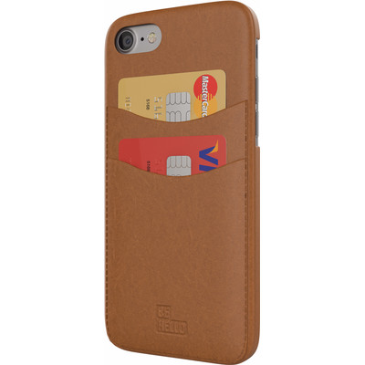 Image of BeHello Backcase Apple iPhone 7 Bruin