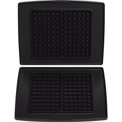 Image of Fritel Set bakplaten Traditionele wafels 6x10