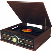 Soundmaster PL550 Bruin