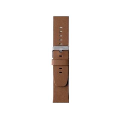Belkin Apple Watch Leren Polsband 42mm Tan