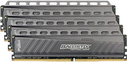 Crucial Ballistix Tactical 32 GB DIMM DDR4-2666 4 x 8 GB