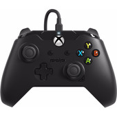 PDP Afterglow Wired Controller Voor  Xbox One & PC Zwart