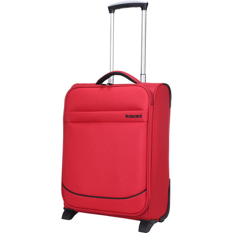 Decent Super Light handbagage trolley rood