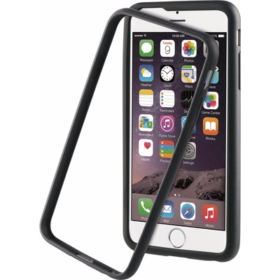 Image of BeHello Apple iPhone 6/6s Bumper Zwart