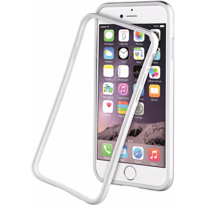 Image of BeHello Apple iPhone 6/6s Bumper Zilver