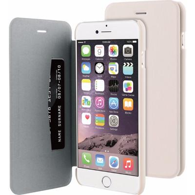 Image of BeHello Apple iPhone 6/6s Book Case Beige