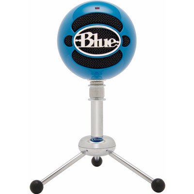Image of Blue Snowball Neon Blue