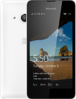 Microsoft Lumia 550 Wit