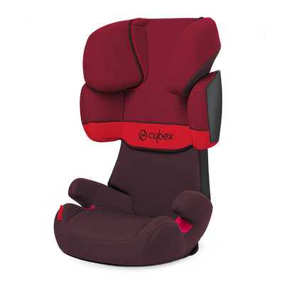 Image of Cybex Solution X Rumba Red/Dark Red