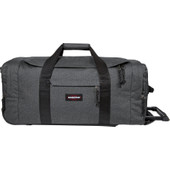 Eastpak Leatherface M Black Denim