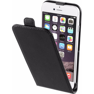 Image of BeHello Apple iPhone 6/6s Flip Case Zwart