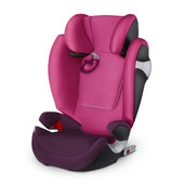 Cybex Solution M-FIX Mystic Pink/Purple