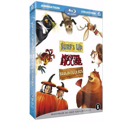 Animation Collection Blu-ray