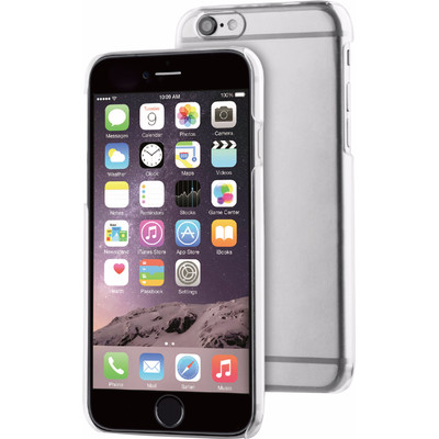 Image of BeHello Apple iPhone 6/6s Back Cover Transparant