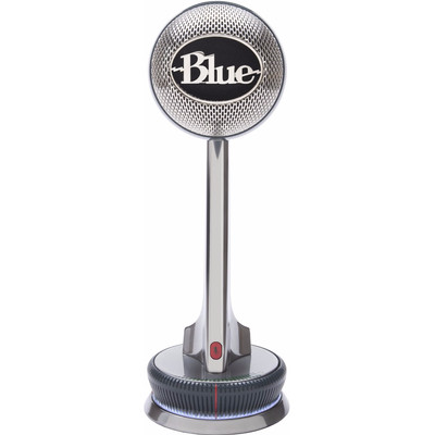 Image of Blue Microphones Nessie USB-microfoon Kabelgebonden Voet