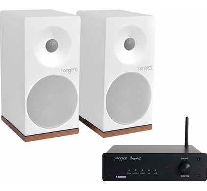 Tangent Ampster X4 Micro Systeem Wit