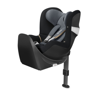 Image of Cybex Sirona M2 I-SIZE + Base M Graphite Black/Dark Grey