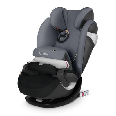 Image of Cybex Pallas M-FIX Graphite Black/Dark Grey
