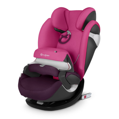 Image of Cybex Pallas M-FIX Mystic Pink/Purple