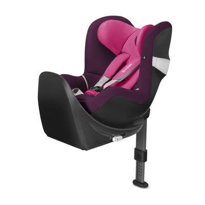 Image of Cybex Sirona M2 I-SIZE + Base M Mystic Pink/Purple