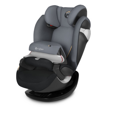Image of Cybex Pallas M Graphite Black/Dark Grey