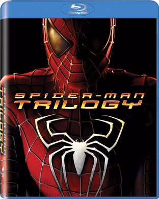 Spiderman Trilogy Blu-ray