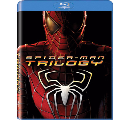 Spiderman Trilogy Blu-ray
