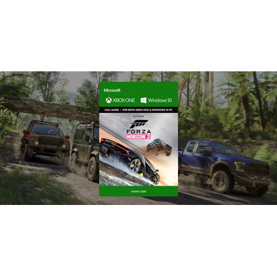 Forza Horizon 3 voucher