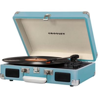 Image of Crosley Cruiser Deluxe Turquoise