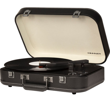 Crosley Coupe Zwart